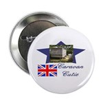 Caravan Cutie Flag Button