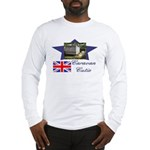 Caravan Cutie Flag Long Sleeve T-Shirt