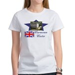 Caravan Cutie Flag Women's T-Shirt