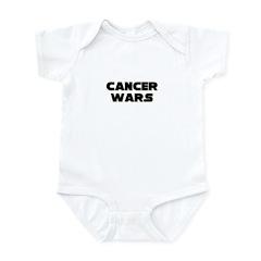 'Cancer Wars' Infant Bodysuit