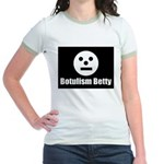 Botulism Betty Jr. Ringer T-shirt