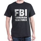FBI Terrorism Task Force T-Shirt