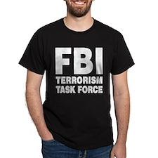 FBI Terrorism Task Force T-Shirt