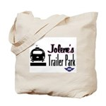 Jolene's Trailer Park Retro Tote Bag