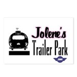 Jolene's Trailer Park Retro Postcards (Package of