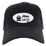 Jolene's Trailer Park Retro Black Cap
