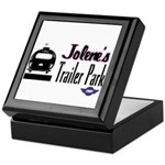 Jolene's Trailer Park Retro Keepsake Box