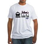 Jolene's Trailer Park Retro Fitted T-Shirt