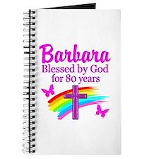 LOVELY 80TH Journal