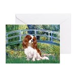 Bridge / Cavalier Greeting Cards (Pk of 20)