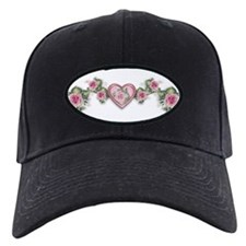 Painted Roses Baseball Hat