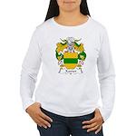 Xamer Family Crest Women's Long Sleeve T-Shirt