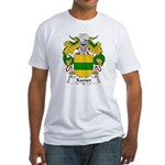 Xamer Family Crest Fitted T-Shirt