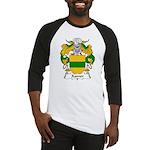 Xamer Family Crest Baseball Jersey