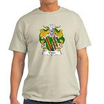 Vivar Family Crest Light T-Shirt