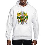 Vivar Family Crest Hooded Sweatshirt