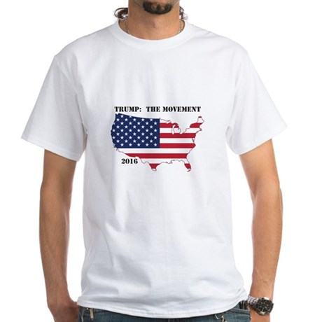 2016 Election TRUMP THE MOVEMENT T-Shirt