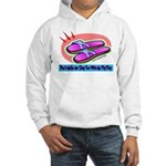 Slap Flip Flop Hooded Sweatshirt