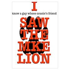 I (sorta) saw the Milwaukee Lion