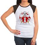 Torralba Family Crest Women's Cap Sleeve T-Shirt