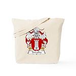 Torralba Family Crest Tote Bag