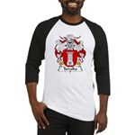 Torralba Family Crest Baseball Jersey