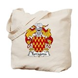 Tarragona Family Crest Tote Bag