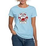 Tamayo Family Crest Women's Light T-Shirt