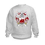 Tamayo Family Crest Kids Sweatshirt