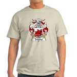 Tamayo Family Crest Light T-Shirt