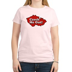 Czech Me Out! Women's Light T-Shirt