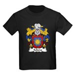 Solana Family Crest Kids Dark T-Shirt