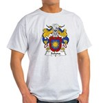 Solana Family Crest Light T-Shirt