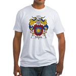 Solana Family Crest Fitted T-Shirt