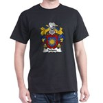 Solana Family Crest Dark T-Shirt