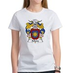 Solana Family Crest Women's T-Shirt