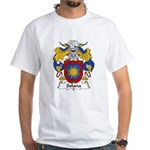 Solana Family Crest White T-Shirt