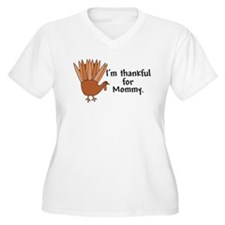 Thankful for Mommy T-Shirt