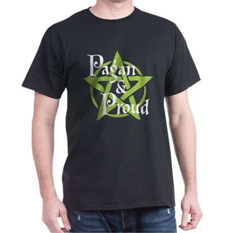 Pagan and Proud Dark T-Shirt