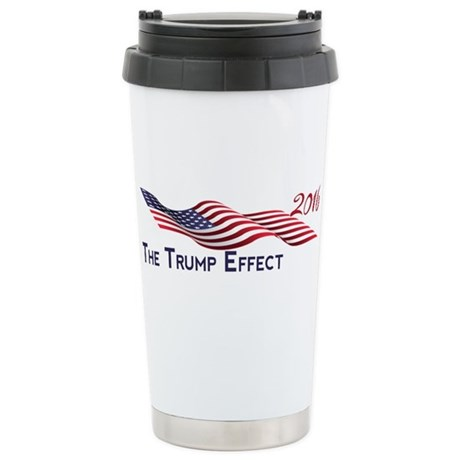 The Trump Effect 2016 Travel Mug