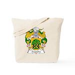 Sagasta Family Crest Tote Bag