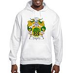 Sagasta Family Crest Hooded Sweatshirt