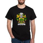 Sagasta Family Crest Dark T-Shirt