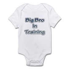 Big Bro in Training Infant Bodysuit