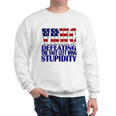 VRWC (Right Wing Conspiracy) Sweatshirt