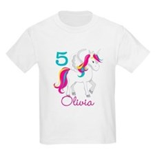 Unicorn Birthday T-Shirt