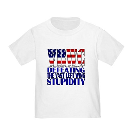 VRWC (Right Wing Conspiracy) Toddler T-Shir