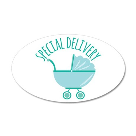Special Delivery Wall Decal
