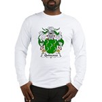 Quincoces Family Crest Long Sleeve T-Shirt