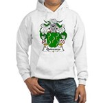 Quincoces Family Crest Hooded Sweatshirt